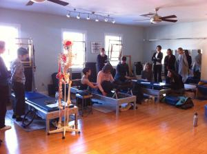 Rhinebeck Pilates BioMechanics