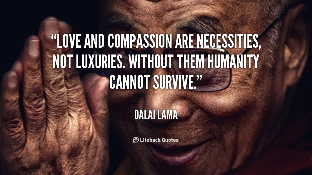 Compassion | The Vertical Workshop's Pilates Teacher Blog